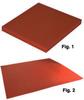 Anti Vibration Iso-Pad Sheet -- V10R10-A00