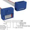 Rectangular Cable Assemblies -- C3DEG-1006G-ND -Image