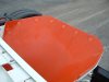 LINATEX® Concrete Truck Charge Chutes - Image