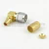 M39012/56-3109 RA SMA Male Connector Crimp/Solder Attachment For RG55, RG142, RG223, RG400 Cable -- M39012/56-3109 - Image