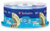 Verbatim - LightScribe CD-R 80min 52X