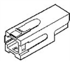 POWER LOCK CONNECTOR -- 53884-1