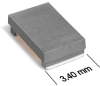 PFL4517 Series Shielded Power Inductors -- PFL4517-103 -Image
