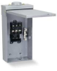 Circuit Breaker Enclosure,Outdoor,3R -- 2JXC6