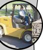 Pneumatic Tire I.C.E. Lift Truck -- GP170-190VX
