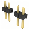 Rectangular Connectors - Headers, Male Pins -- SAM1098-18-ND -Image