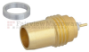 BMA Plug (Male) Slide-On Hermetically Sealed Thread-In With Extended Contact -- FMCN1237 -Image