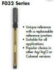 Reference Electrodes -- F032 Series