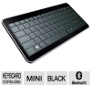 SolidTek KB-5310B-BT Supermini Bluetooth Keyboard - Ultra Th -- KB-5310B-BT