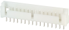Rectangular Connectors - Headers, Male Pins -- H3514-ND -Image