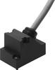 Connecting cable -- KMP4-9P-10-PVC -Image