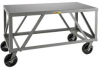 LITTLE GIANT 5000-Lb. Capacity Mobile Workbenches -- 5873500