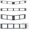 Panduit - Opticom Fiber Adapter Patch Panels and Fiber Trays -- PAN-FMT2A -- View Larger Image