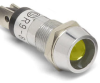 LED Pilot Light, Green Lens -- PL-612-G - Image