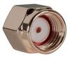 RP-SMA Plug Crimp Right Angle for RG58, 195-Series Cable -- ARSP-1702 -Image