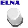 VERTICAL CHIP TYPE ALUMINUM ELECTROLYTIC CAPACITORS[RZH] -- RZH-25V101MF80U-R2 -Image
