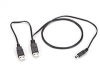 Dual USB Power Adapter Cable -- LGC022A - Image