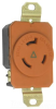Locking Device Receptacle -- IGL820-R