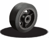 MR Series Mold-On Rubber Wheels on Iron Core
