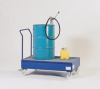 Steel Containment Carts -- PK3106