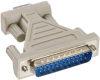 D-Sub, D-Shaped Connectors - Adapters -- AE1389-ND