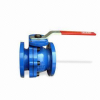 Cast Iron Ball Valve -- LD 004-CIBV - Image