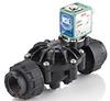 Solenoid Valve, NSF, NC; 3/4 NPT(F), 3/4 Orifice; PPE Body, EPDM Seal; 120VDC -- GO-98125-22