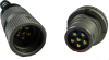Military Audio Connectors -- 164 Series -- View Larger Image