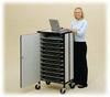 10 Laptop Storage Cart -- LAPTOP-10
