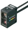 KEYENCE RGB Digital Fiberoptic Sensor Head -- CZ-H32 -- View Larger Image