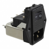 Power Entry Connectors - Inlets, Outlets, Modules -- 817-1967-ND -Image