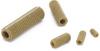 Plastic Screw - Hex Socket Set Screws - PEEK -- SPE-T