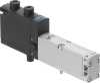 Air solenoid valve -- VSVA-B-P53C-ZH-A2-1T1L -Image