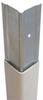 Corner Guard,2x48In,Beige,1/16In Insert -- PVC-A-2-BG - Image