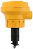 GF Signet 2537 Rotor-X Paddlewheel Flowmeter - Image