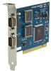 RS-232 PCI Card, 2-Port, 16650 UART -- IC140C-R2