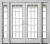 Tradition Plus Wood Swinging Patio Door Series - Image
