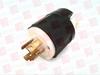 LEVITON 2431 ( EB PLUG LOCK 3P4W 3PH L16-20P 20A480V ) -Image