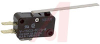 Switch,MINI.,Snap Action,SPDT,Solder-Q.C.TERM.,LONG HINGE LEV.STD LOAD Actuator -- 70176098