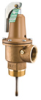 Temperature and Pressure Relief Valve -- 342X