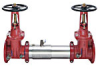 Double Check Valve Assembly, Stainless Steel -- 757, 757N - Image