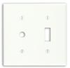 Combination Wallplates -- 86077 - Image