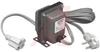Transformer, Step-Down;50VA Io;230VAC Vi;115VAC Vo;0.43A Io;2.31In.H;3.69In.W -- 70213279