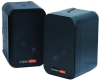 Compact Powered Speakers - 20 W Stereo - 3 1/2