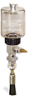 "(Formerly B1745-4X02), Manual Chain Lubricator, 9 oz Polycarbonate Reservoir, 5/8"" Round Brush Nylon -- B1745-009B1NR2W -- View Larger Image"