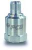 Seismic, high sensitivity, ceramic shear ICP® accel., 10 V/g, 0.15 to 1k Hz, 2-pin top conn. -- 393B12