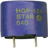 STAR MICRONICS - HGP-05AM - TRANSDUCER, BUZZER, 2KHZ, 90DB, 5V -- 564586 - Image