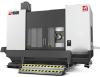 CNC Horizontal Machining Center: Bed Type 3-Axis -- EC-1600