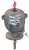 Separator Exhaust Heads