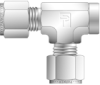 Pipe and Tube Fitting -- 10FRT8N-316 - Image